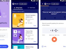 The Task Mate app is now available in India in its beta version in the Google Play Store. It is currently under testing by Google in India. It allows users earn money after completing certain tasks. Tasks such as taking a
