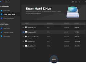 Best Erasure Software to Wipe Data Permanently from Hard Drive