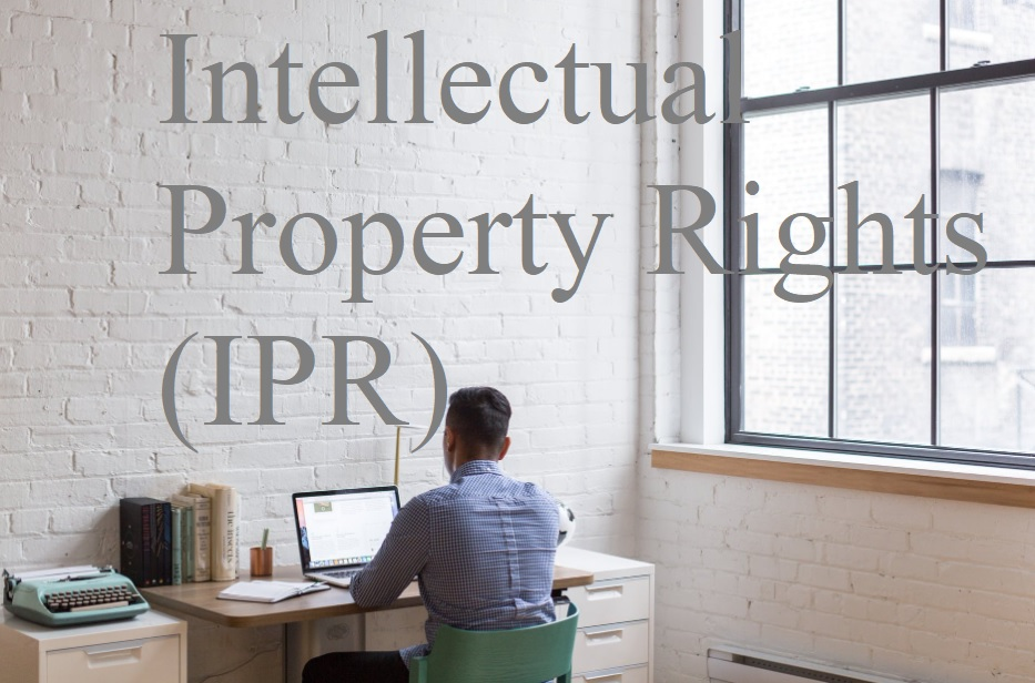 Intellectual Property Rights (IPR) - A Basic Overview