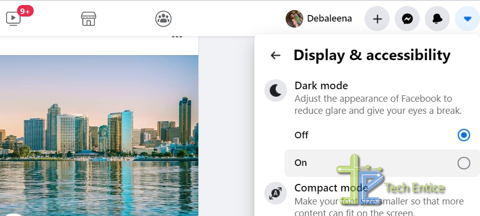 How To Enable Dark Theme On Facebook For Desktop?
