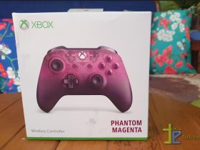 XBOX Wireless Controller Review: Special Edition Phantom Magenta