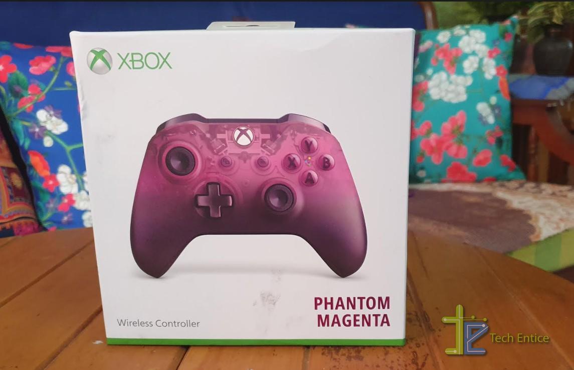 XBOX Wireless Controller Review: Special Edition Phantom Magenta