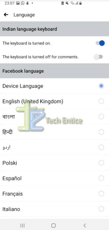 How Do I Change Facebook Language?
