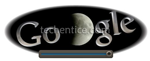 Google lunar eclipse